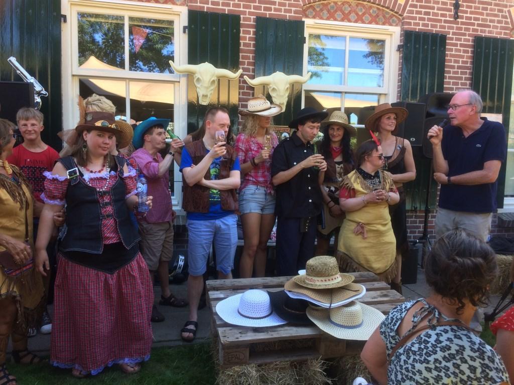 Feest in Thomashuis Maartensdijk