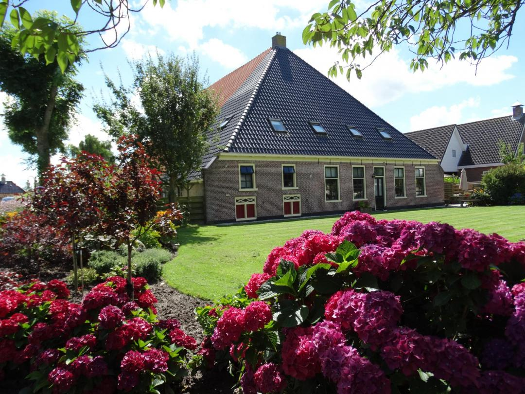 Thomashuis Harich Friesland