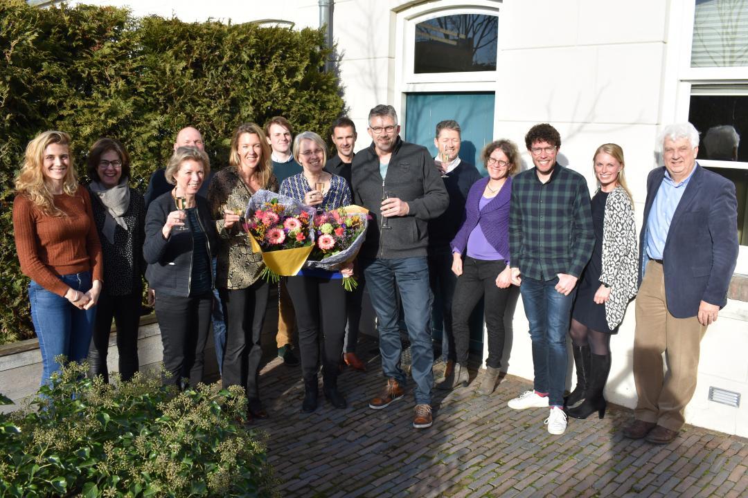 De nieuwe ondernemers van Thomashuis Enschede en Varik