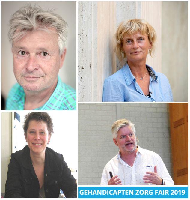 Bevestigde sprekers van de Gehandicaptenzorg Fair 2019