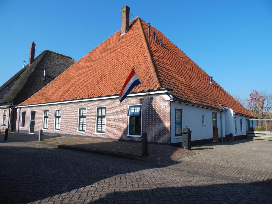 Thomashuis Warmenhuizen,
