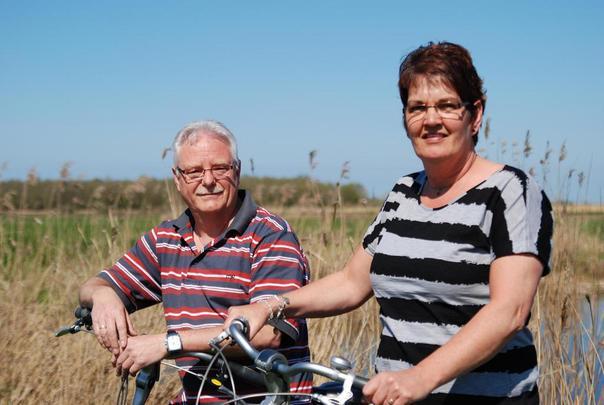 Klaas en Anja zijn sinds 2011 de ondernemers van Thomashuis Harich