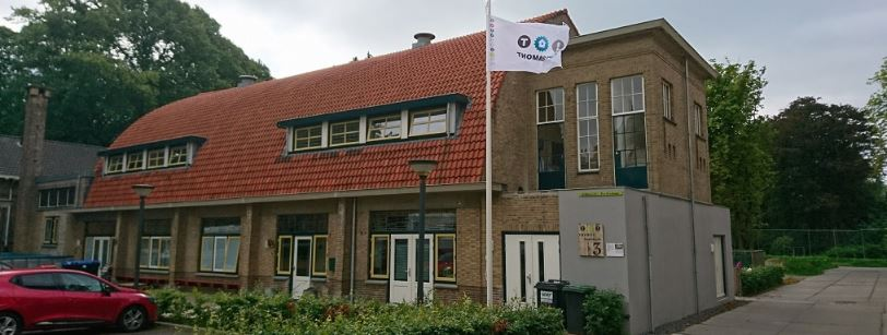 Open weekend in Thomashuis Oudenbosch