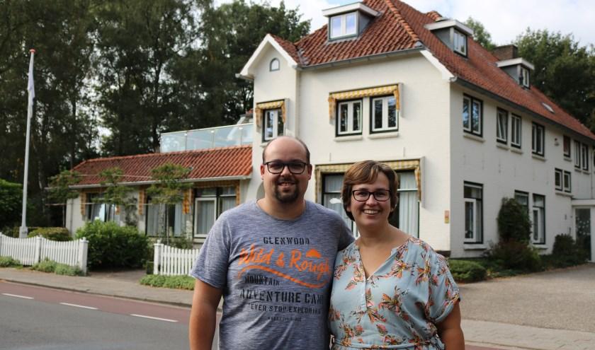 Rick & Linda zijn op de kop af 1 jaar ondernemers van Thomashuis Lochem
