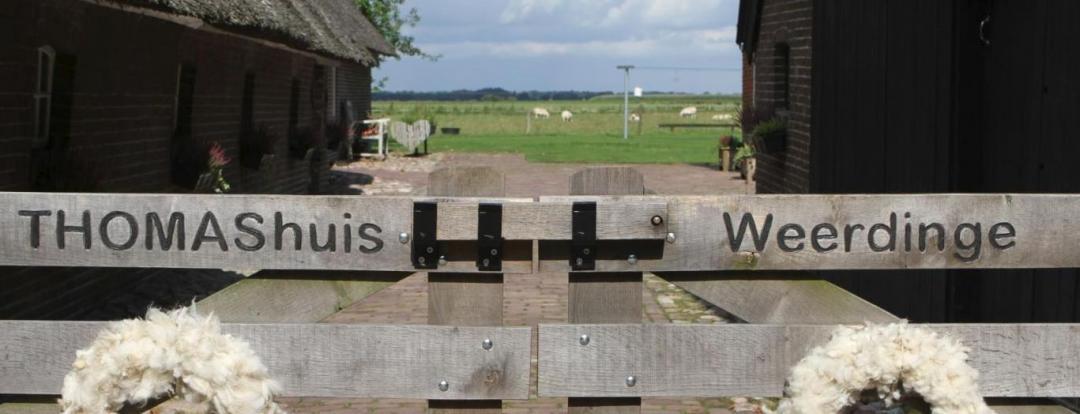 In Thomashuis Weerdinge wonen mensen met een verstandelijke beperking